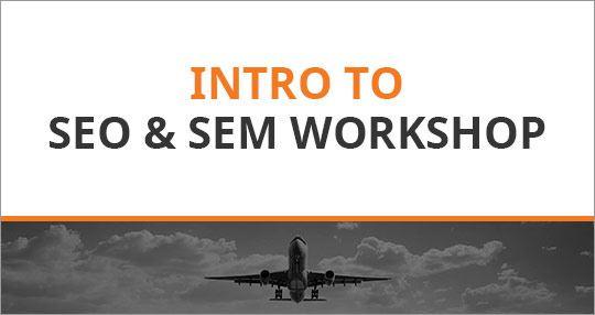 Intro to Google, SEM & SEO Workshop (Perth CBD)
